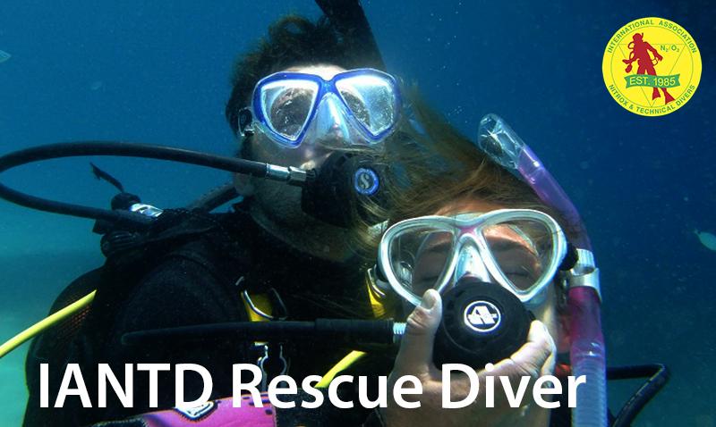Rescue Diver Belarus