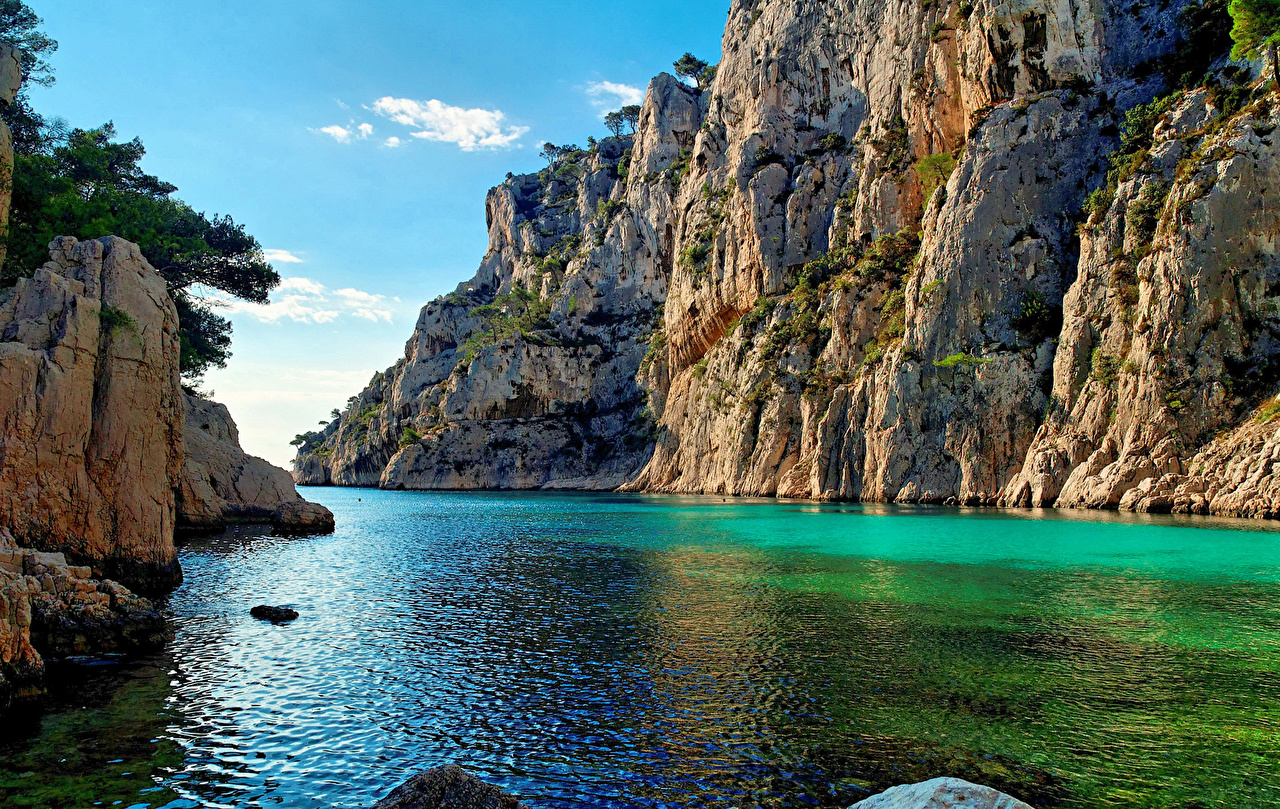 France_Calanque_Port_Miou_Provence_Crag_Bay